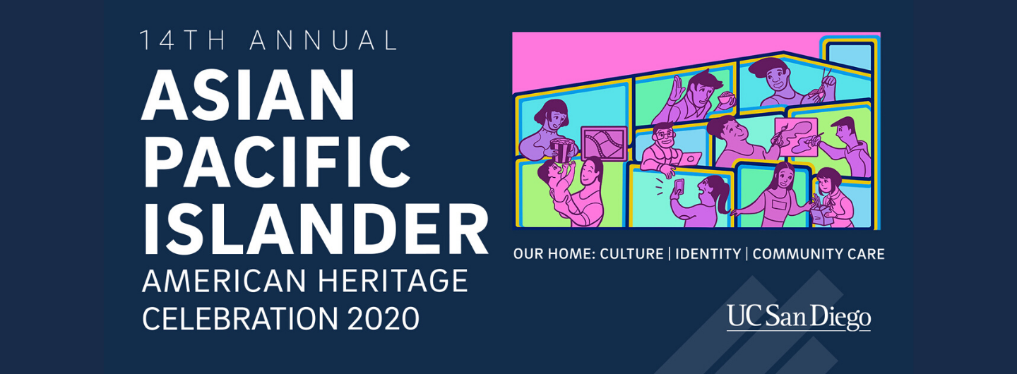 Asian Pacific Islander American Heritage Month Celebration 2020