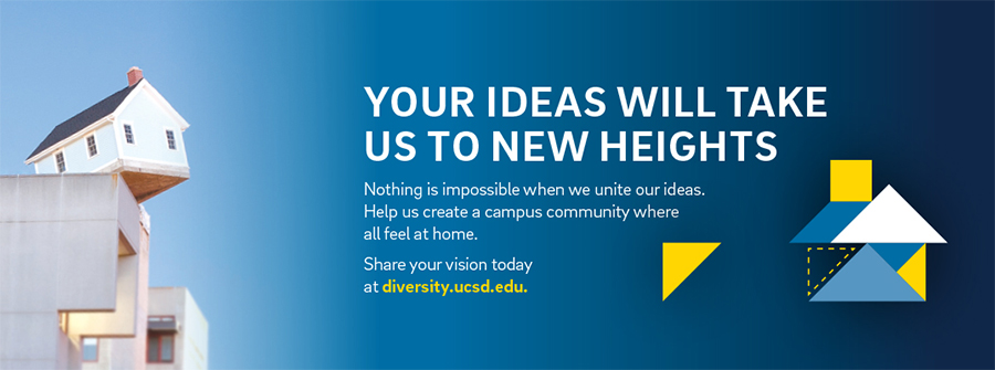 Your ideas will take us to new heights